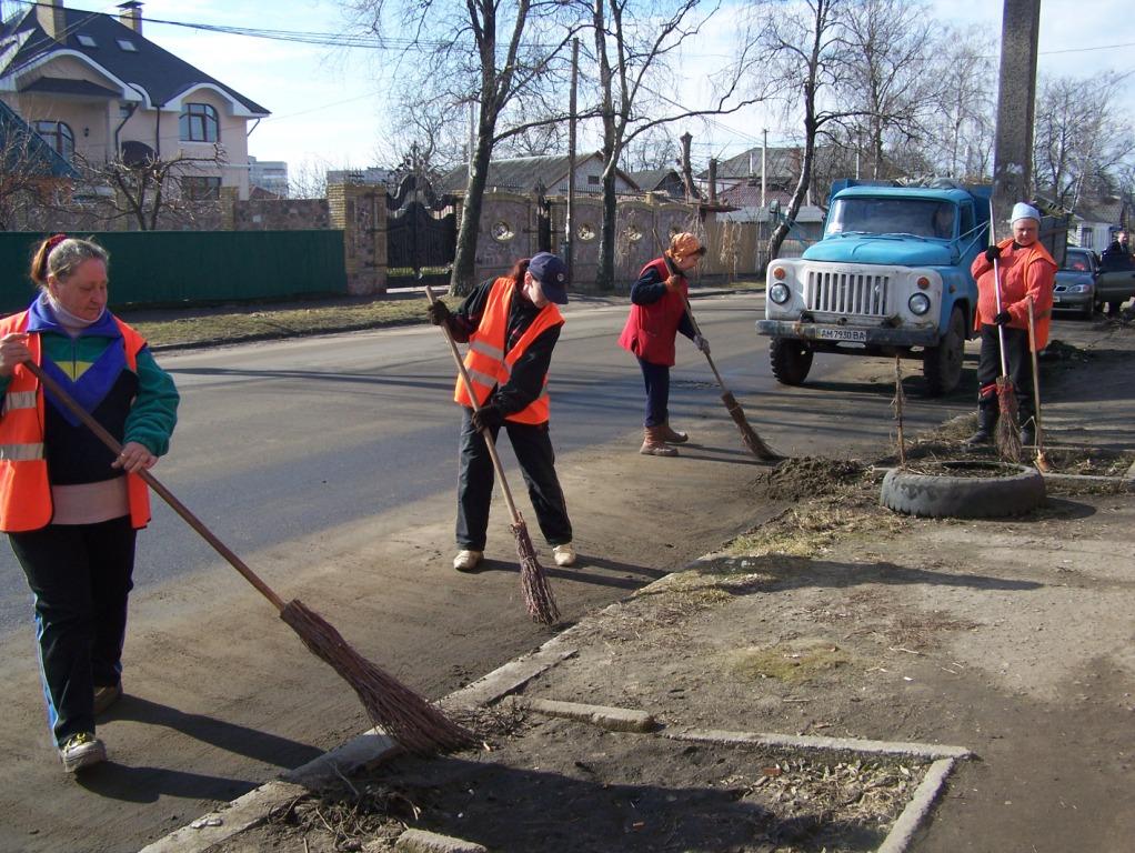 У Ковелі витратять понад 13 мільйонів на прибирання вулиць