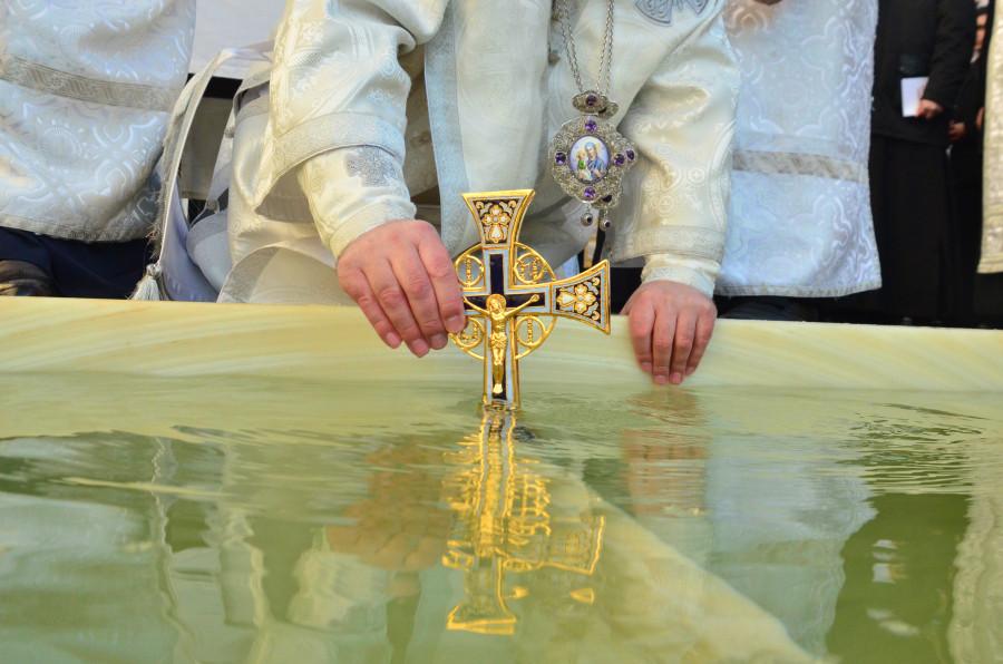 У Луцьку 6 січня освячуватимуть воду