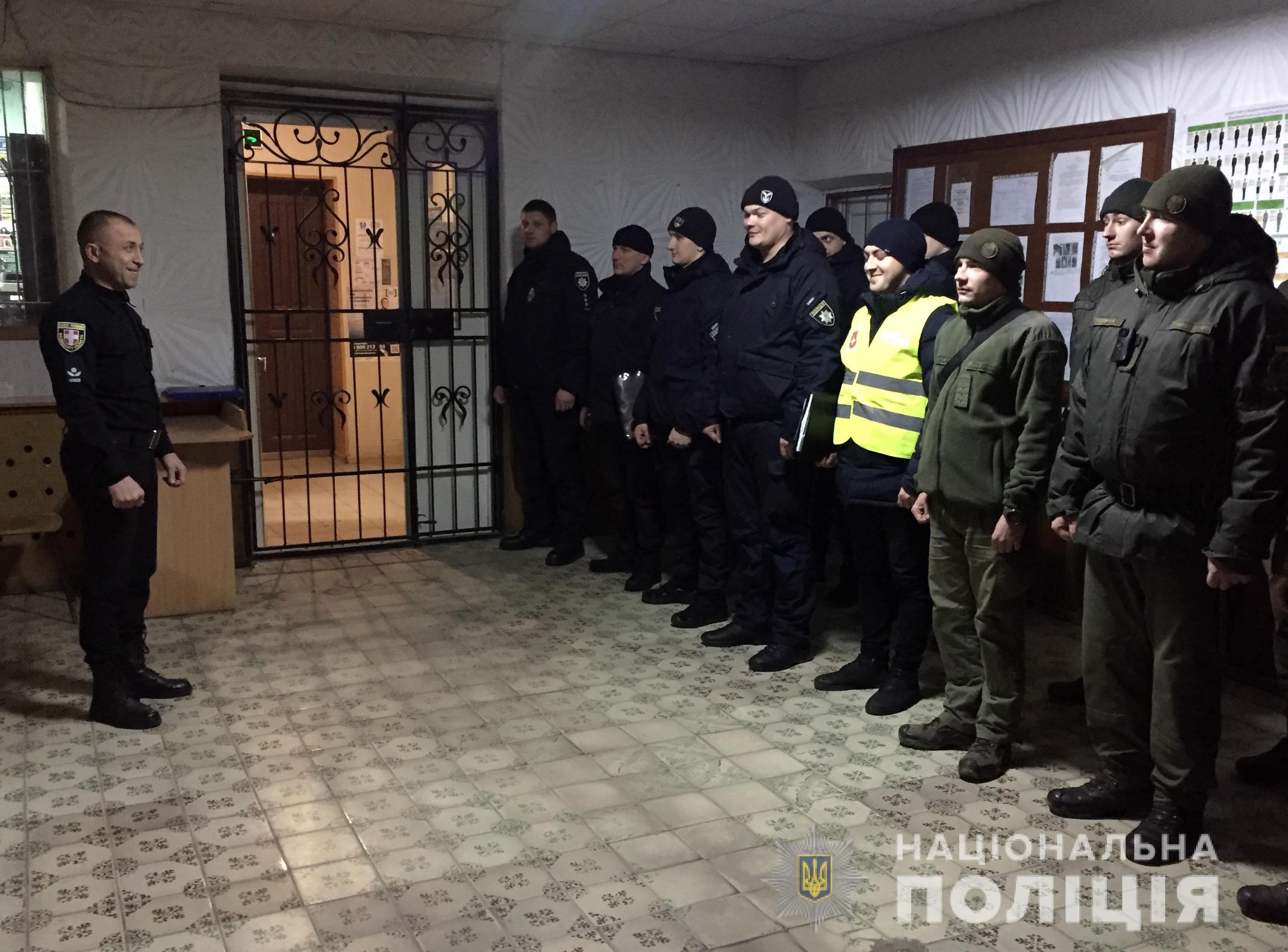 Волинські поліцейські під час оперативного профілактичного відпрацювання склали понад 20 протоколів