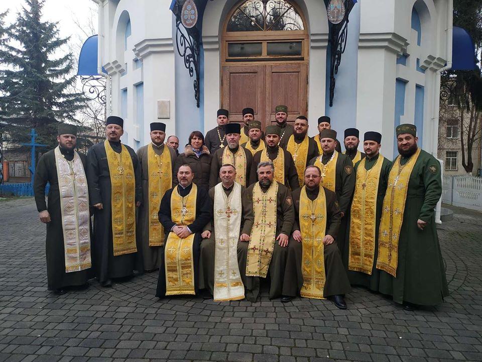 Головного капелана Волинської єпархії ПЦУ обрали очільником громадської організації