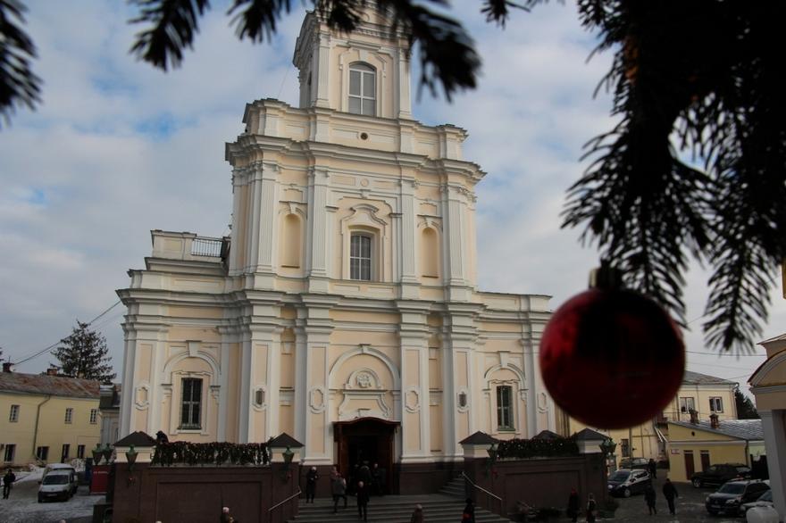У луцькому храмі відсвяткували Різдво