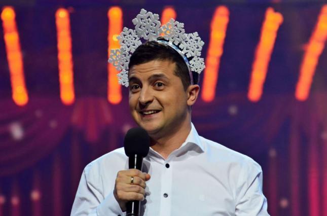Володимир Зеленський отримав 4,8 мільйона гривень від «Кварталу 95»