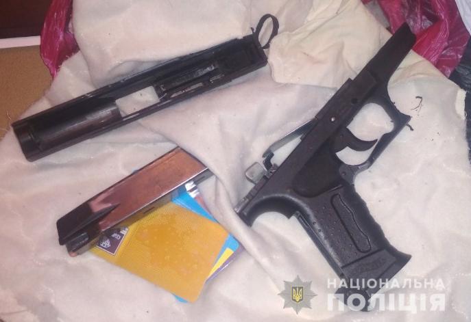 На Волині за підозрою у вчинені грабежу та крадіжок поліція затримала чоловіка