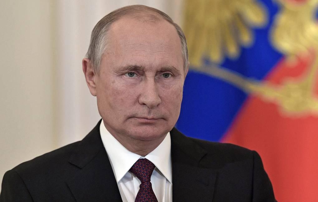 Путін призначив прем'єр-міністра Росії