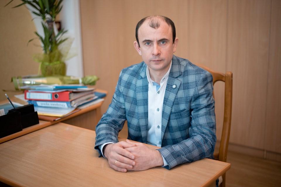 Хто став новим директором Камінь-Каширського ВПУ