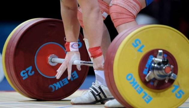 На Волині відбувся чемпіонат з важкої атлетики серед юніорів