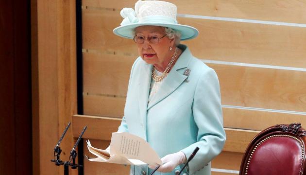 Єлизавета II зробила заяву щодо принца Гаррі та Меган