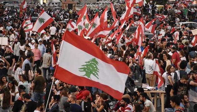 У Бейруті поліція розігнала протестувальників сльозогінним газом та водометами