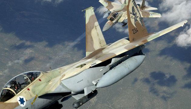 Ізраїль завдав авіаудари по Сектору Гази