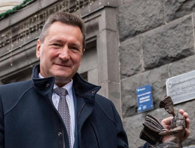 Анатолій Цьось офіційно став ректором СНУ імені Лесі Українки