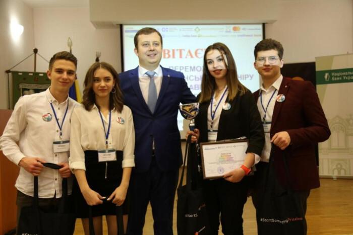 Команда луцької гімназії зайняла призове місце на Всеукраїнському турнірі