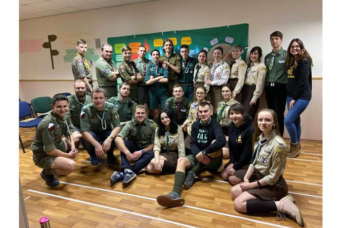У Луцьку відбувся всеукраїнський тренінг для волонтерів «Пласту»