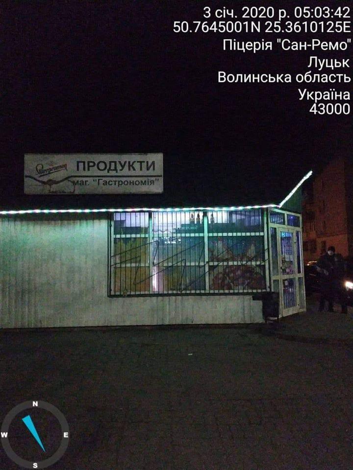 У Луцьку продавали алкоголь у заборонений час