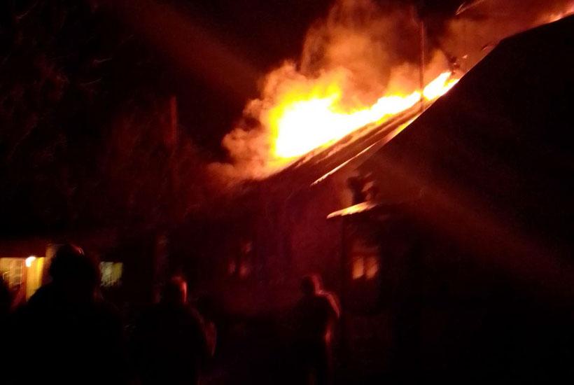 У Луцьку гвардійці з пожежі врятували чоловіка, ще один — загинув
