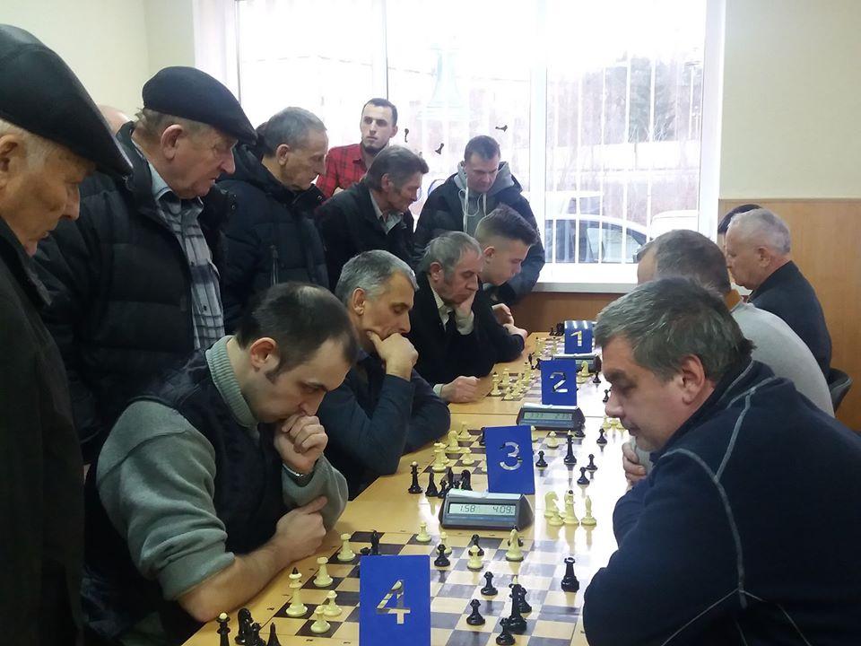 У Луцьку визначили переможців чемпіонату з шахів та шашок