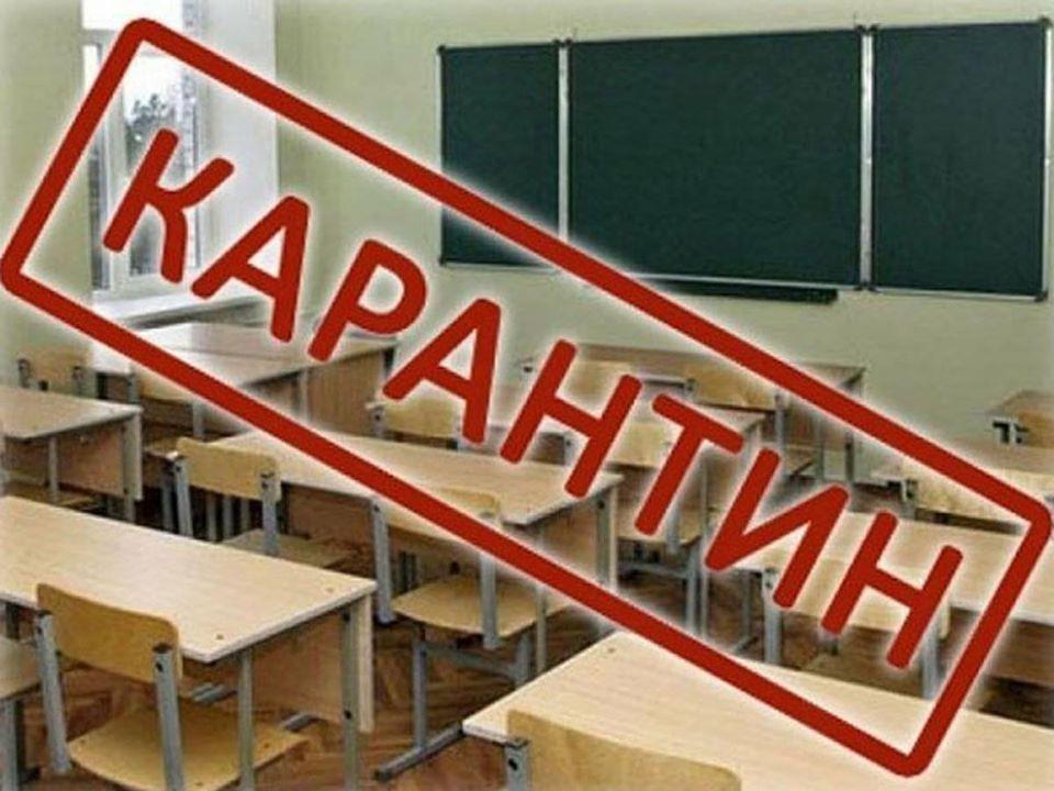 Луцьку школу закривають на карантин
