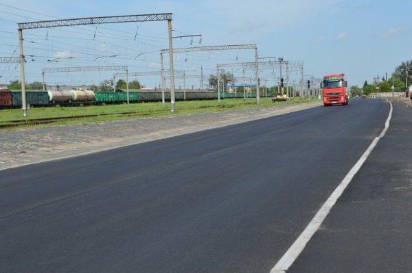 Який вигляд мають дороги та вулиці Ковеля після ремонту