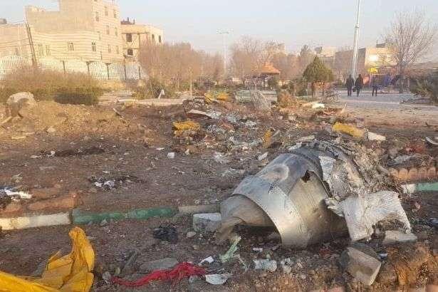 На борту літака, який розбився в Ірані, була волинянка
