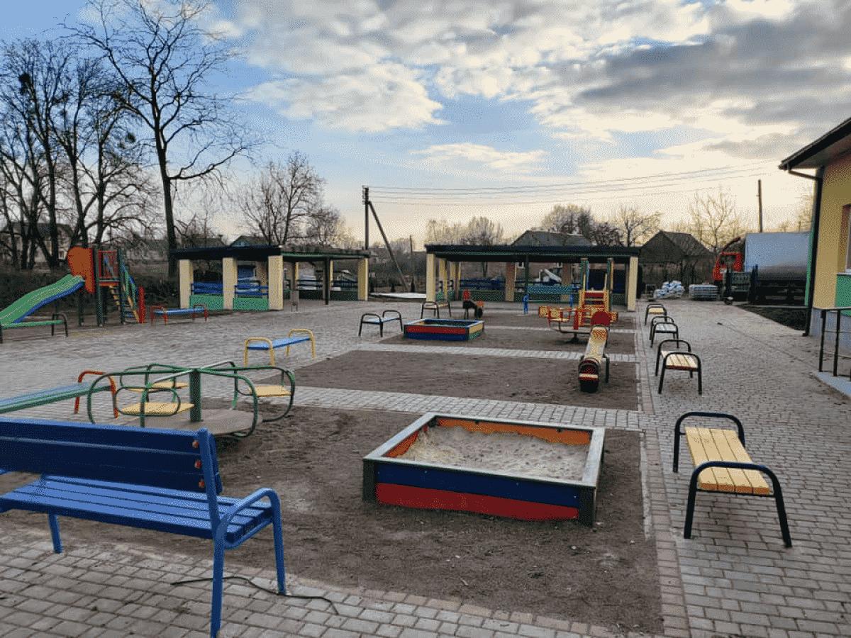 У селі на Волині відкрили дитячий садок