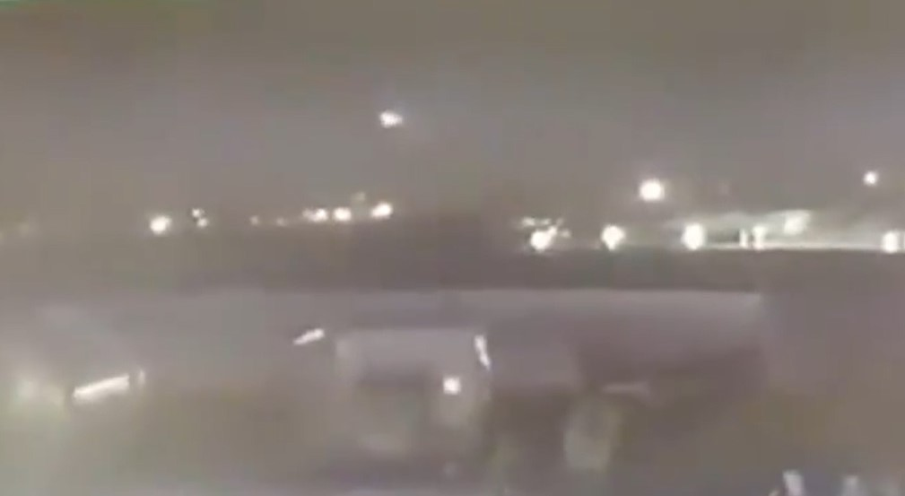 З'явилося нове відео на якому ракета влучила в український літак «МАУ». ВІДЕО