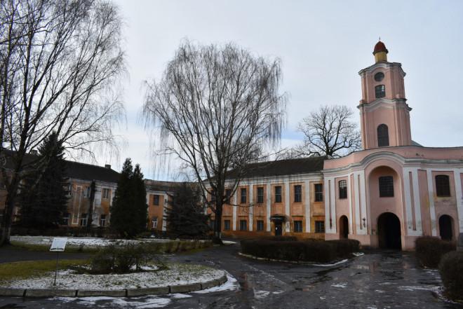 На Волині планують реставрувати Олицький замок