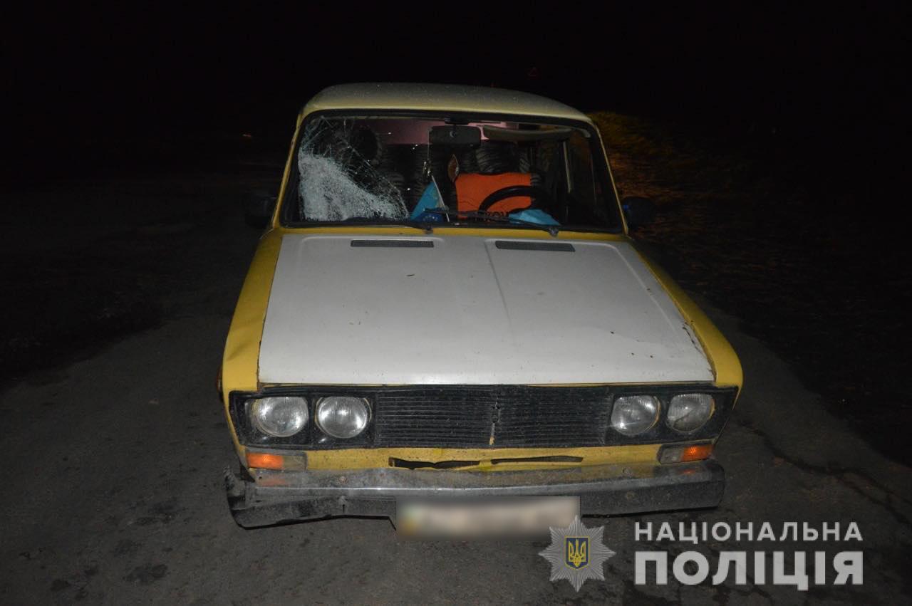 На Волині автомобіль збив перехожого: потерпілий в реанімації