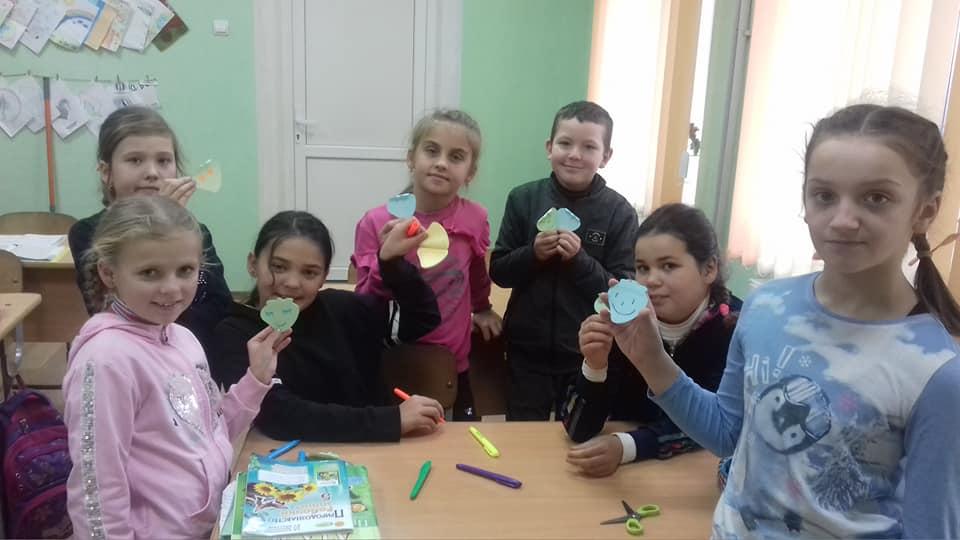 Волинські школярі працюють над реалізацією власних еко-проектів. ФОТО