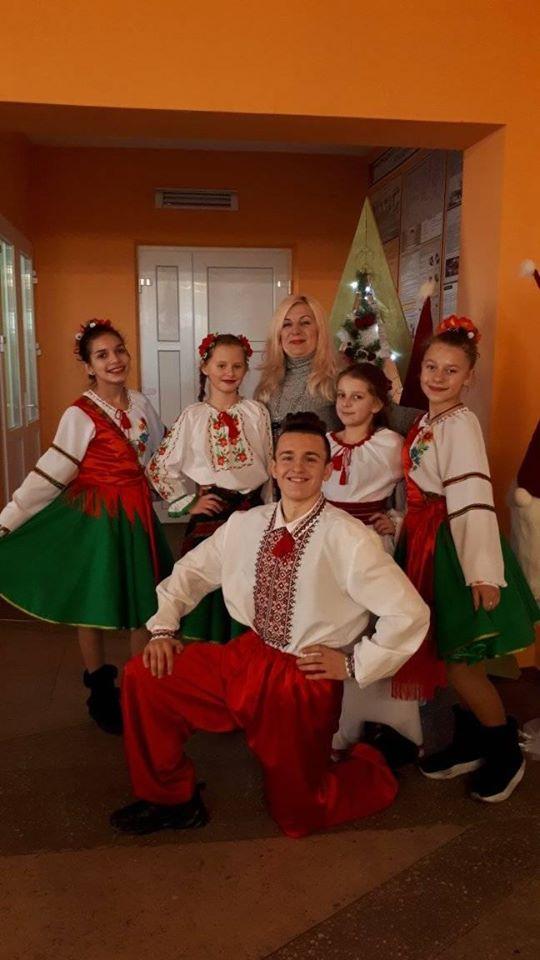 Волинські школярі – переможці пісенного конкурсу