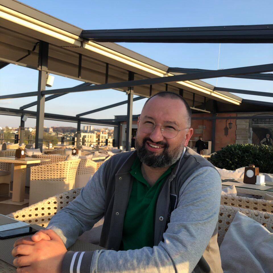 У Луцьку успішний бізнесмен та ресторатор розповість про свою історію успіху