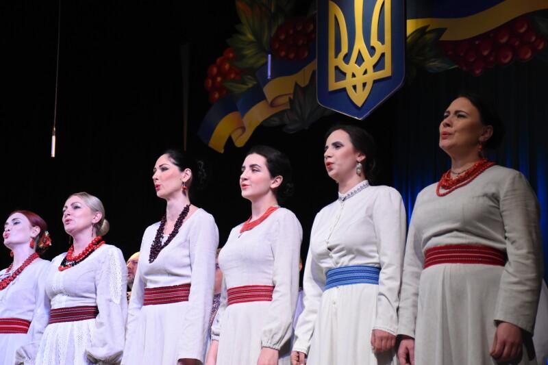 Лучани урочисто відзначили День Соборності України