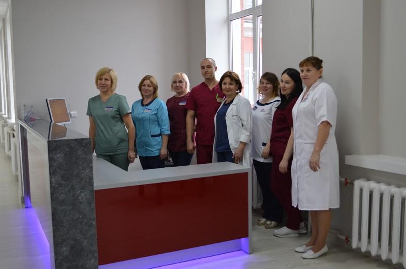 У Ковельській лікарні відкрили Центр відділення трансплантації