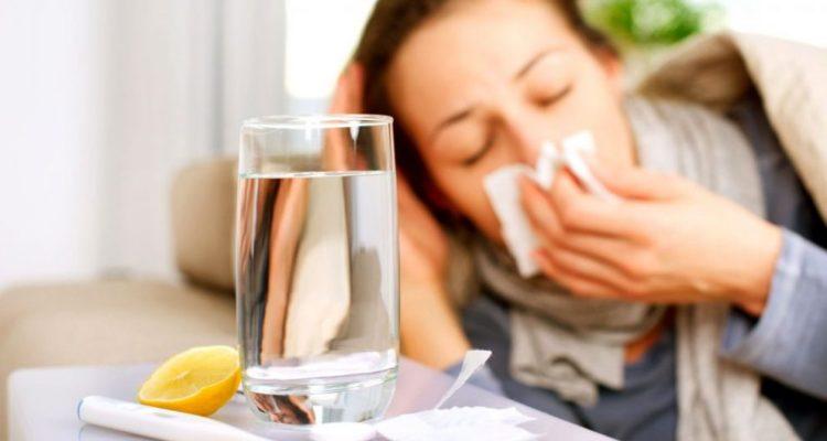 На Волині збільшилася кількість хворих на грип та ГРВІ на 23 %