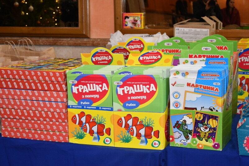 У Луцьку відбувся фінал благодійної акції «Чужих дітей не буває». ФОТО