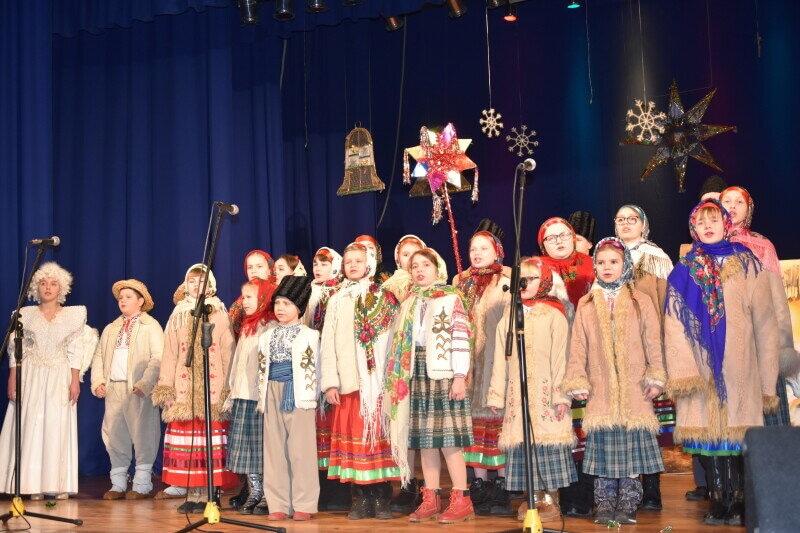 У Луцьку відбувся традиційний міський фестиваль вертепів
