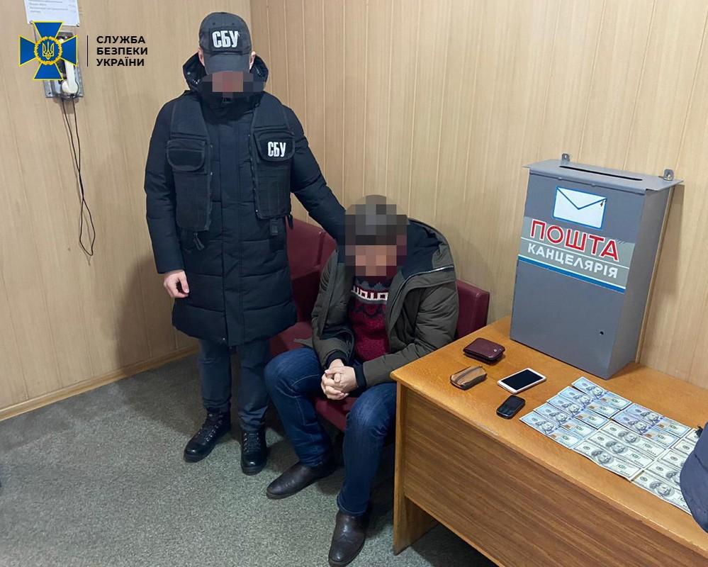 Посадовця «Укроборонпрому» затримали на хабарі. ФОТО