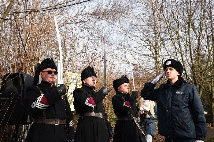У Луцьку вшанували пам'ять Героїв Крут