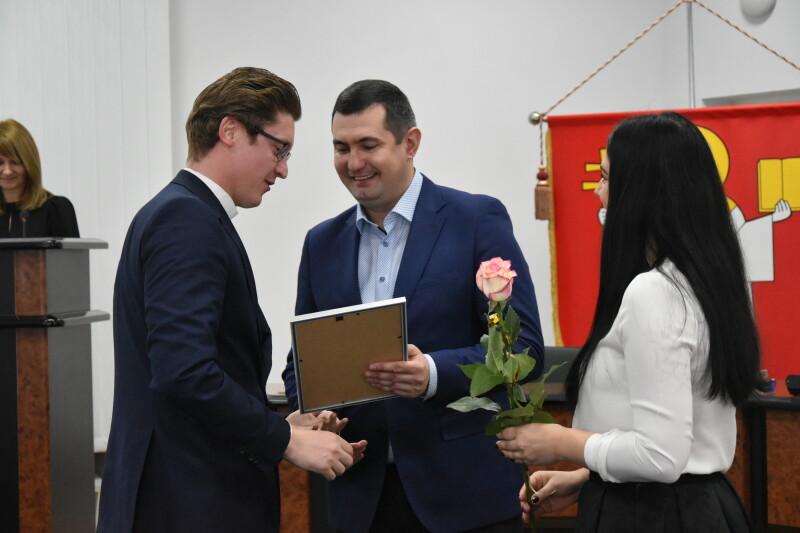 У Луцьку відзначили представників соціально-відповідального бізнесу