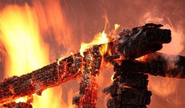 На Волині під час пожежі загинув чоловік