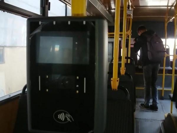 У Луцьку скасували коефіцієнт платних та безплатних пасажирів тролейбусів