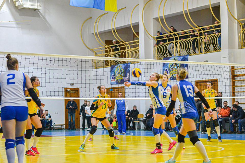 Волинська волейбольна команда отримала всі шанси увійти до четвірки лідерів «Суперліги»