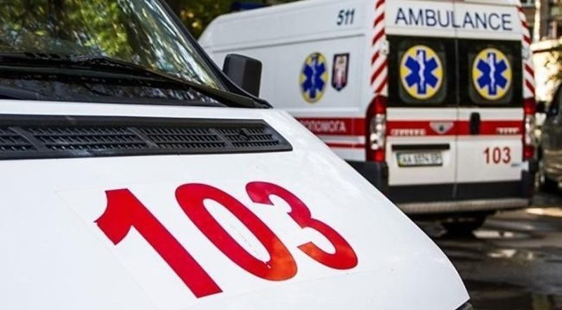 На Волині за добу до екстреної медичної допомоги надійшло понад 540 звернень