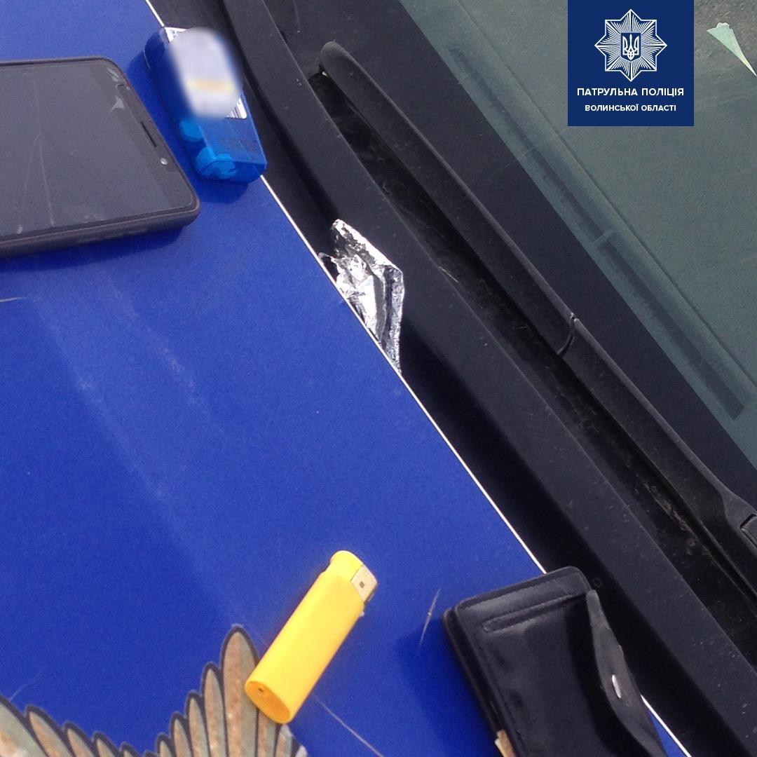 У Луцьку спіймали 25-річного молодика з наркотиками