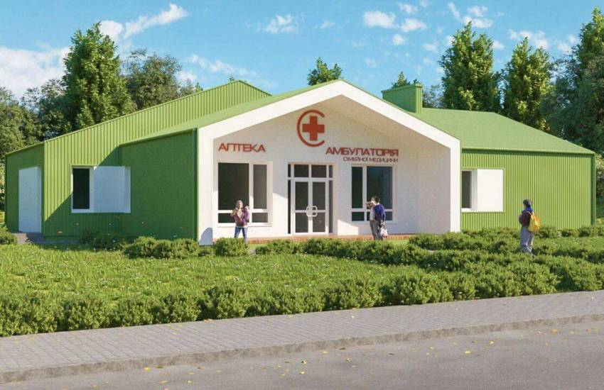 Луцька міська рада прийняла на баланс амбулаторію у селі Прилуцьке