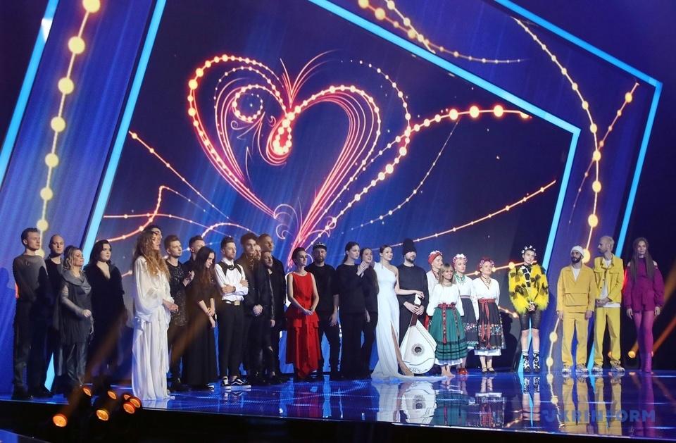 Відбір на «Євробачення»: обрали перших фіналістів