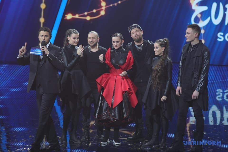 Україну на Євробаченні представлятиме гурт Gо-A