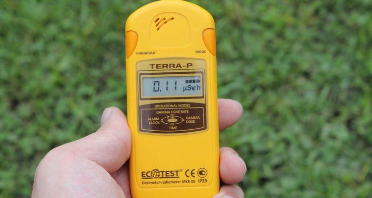 На Волині перевірили радіаційний фон