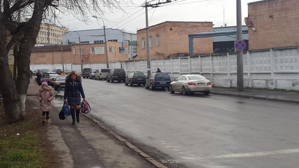 У Луцьку перекриють рух вулицею на час ремонту