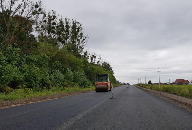 У Волинській ОДА затвердили перелік доріг, які ремонтуватимуть у 2020 році