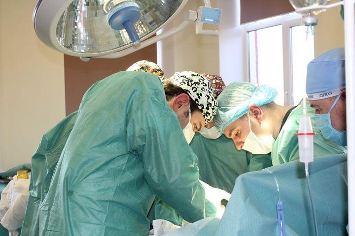 На Волині вдруге провели трансплантацію серця