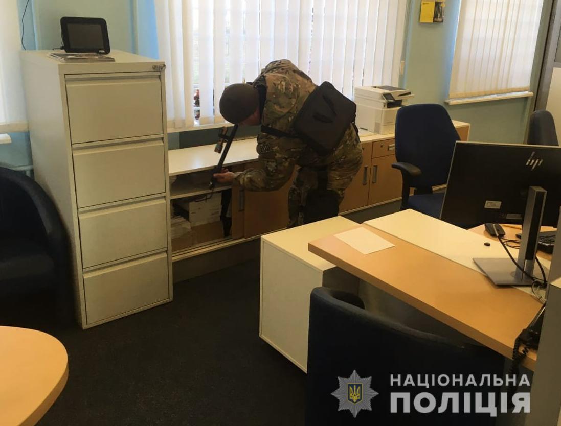 Спіймали волинянина, який повідомив про неправдиве замінування будівлі у Луцьку